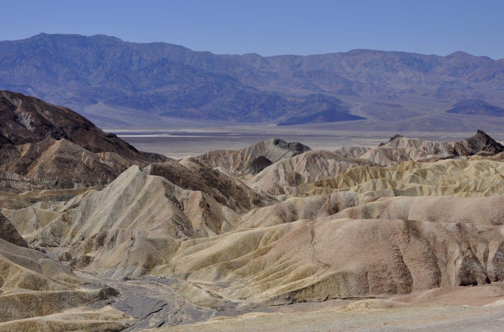 Driving Death Valley – the Highs and the Lows