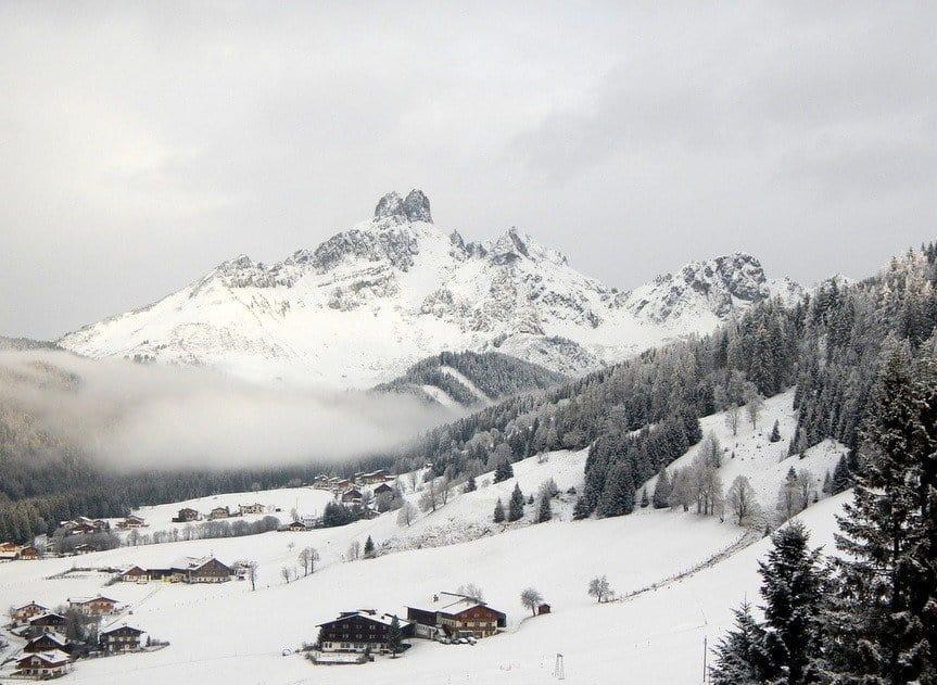 Filzmoos-valley-Austria