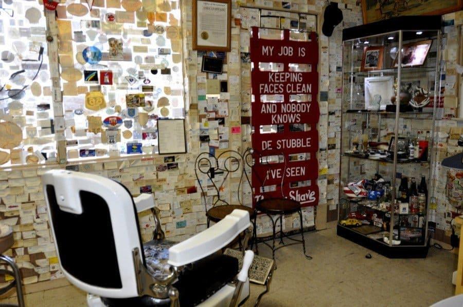 Delgadillo's Barber Shop Seligman