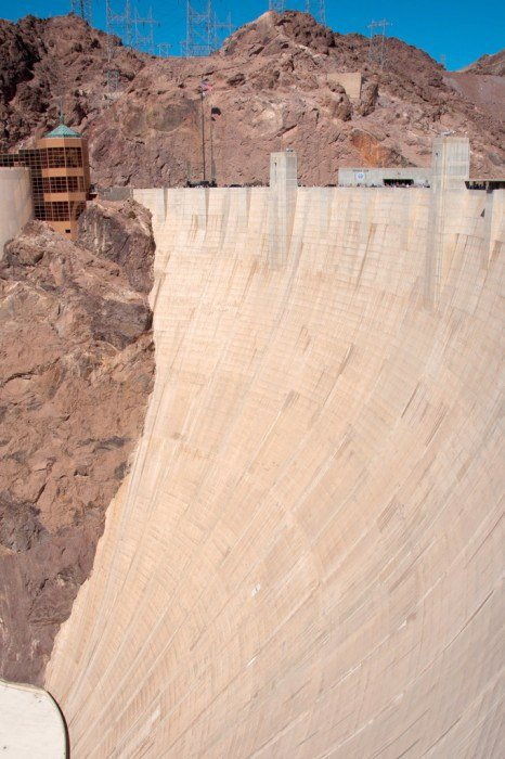 Hoover Dam Curve