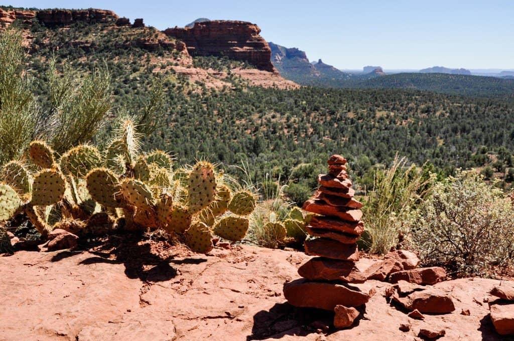 Balancing Stones, Boynton Canyon, Sedona