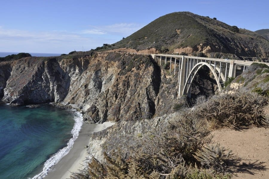Bixby Creek Bridge, California