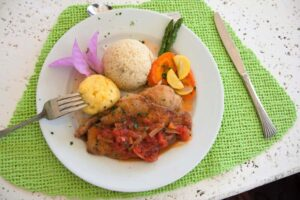 Tilapia Martinique at Royal Palm, Ottleys