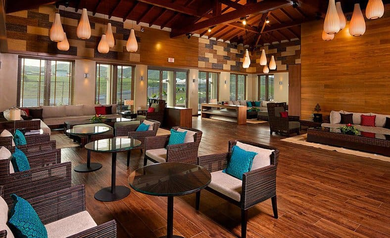Yu Lounge Luxury St Kitts