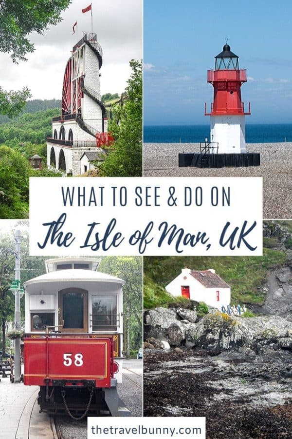 Isle of Man montage