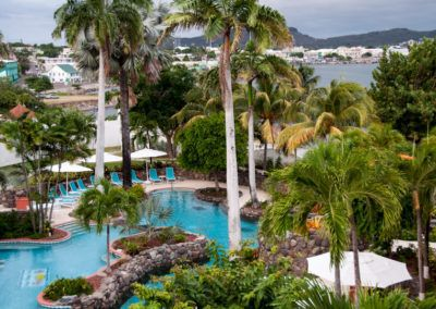 Ocean Terrace Inn – Kittitian Colour in Basseterre