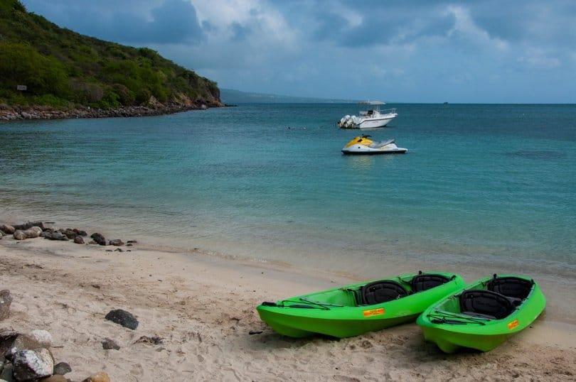 Kayaking-St-Kitts