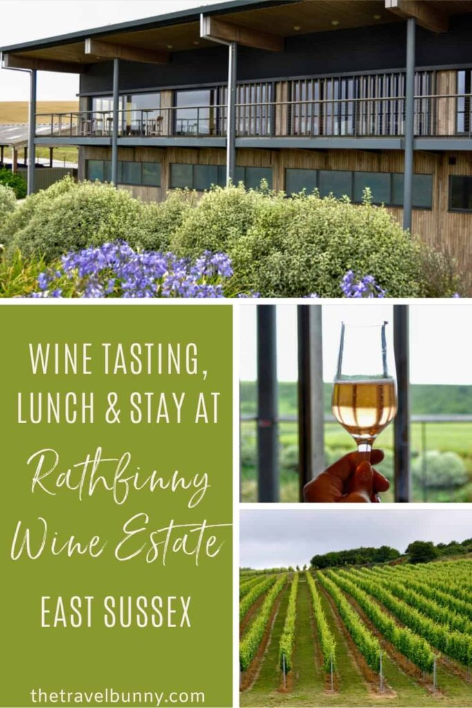 Rathfinny Wine Estate - Sussex Vineyard tour
