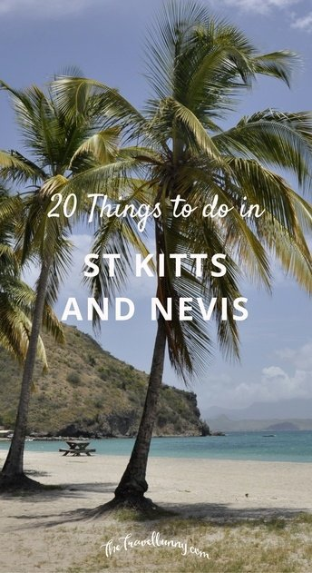 20 Things to do in St Kitts and Nevis