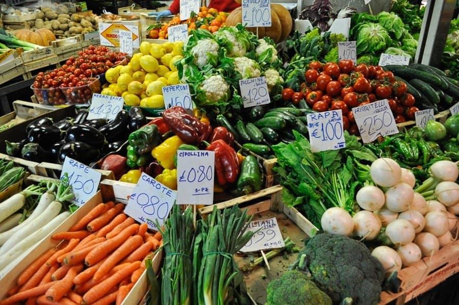 Trionfale Market Rome