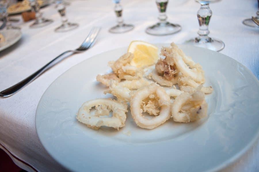 calamari Fritto