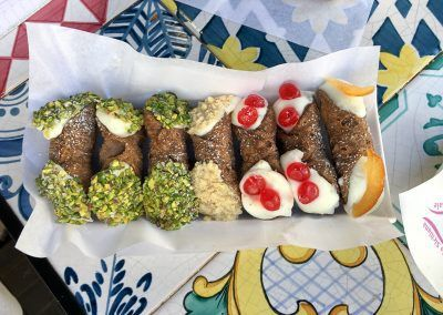 Eating like a local on a Rome Food Tour