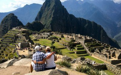 A Macchu Picchu moment plus win a British Airways Holidays trip to Rome