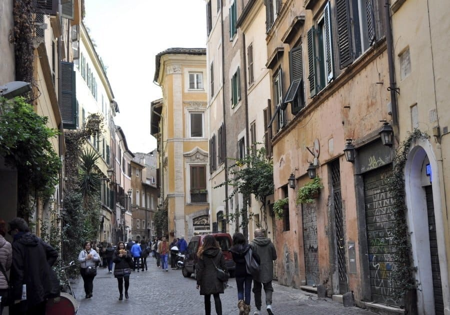 Trastavere, Rome