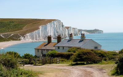 Eastbourne Trails and Coastal Walks