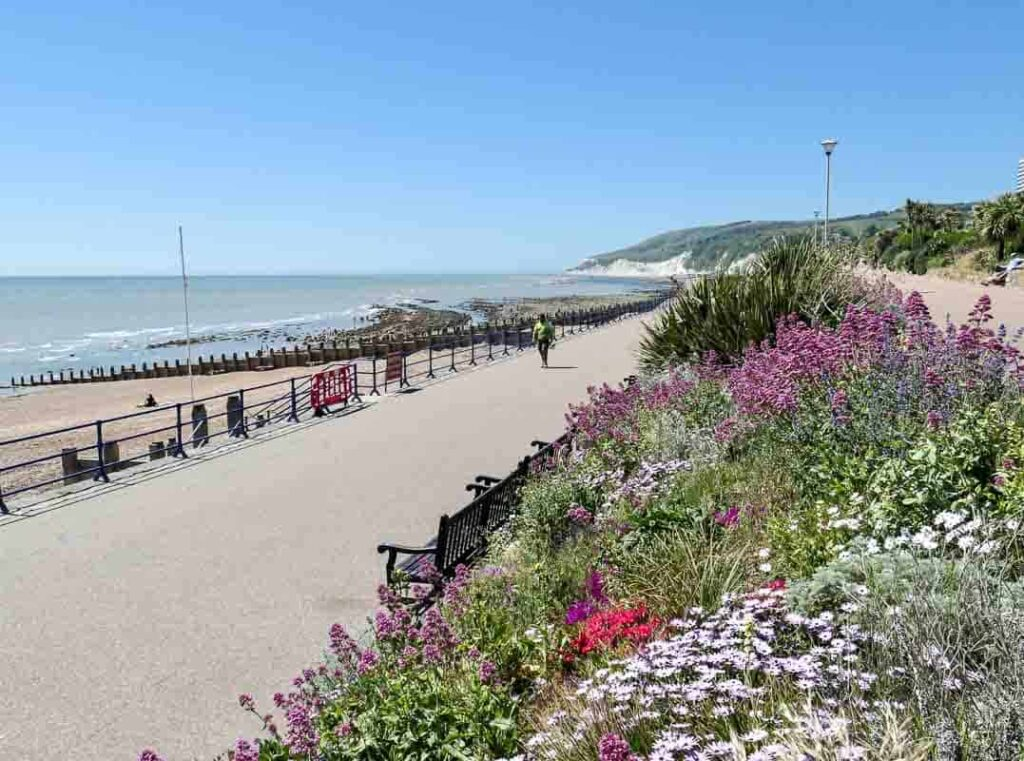 Holywell Beach Eastbourne