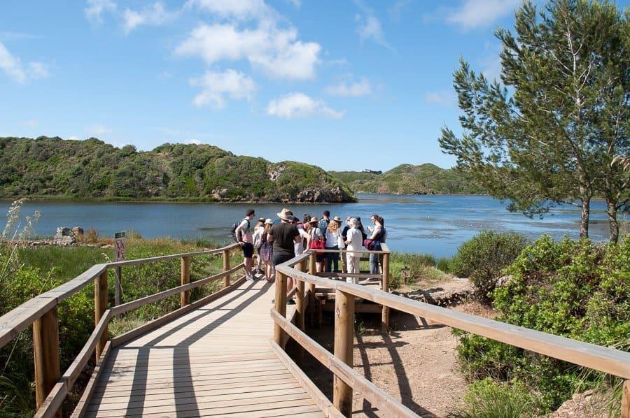 S'Albufera d'es Grau, Menorca Bio sphere reserve