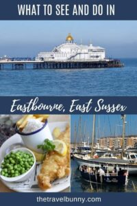 Eastbourne, East Sussex, What to see and do