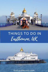 Eastbourne Pier, East Sussex