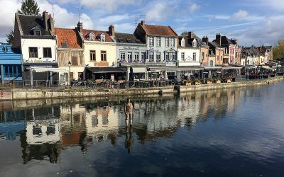 Exploring Northern France with DFDS