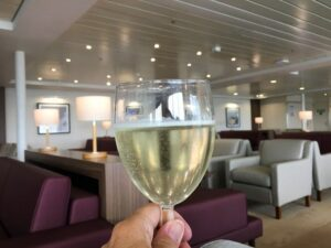DFDS Premier Lounge