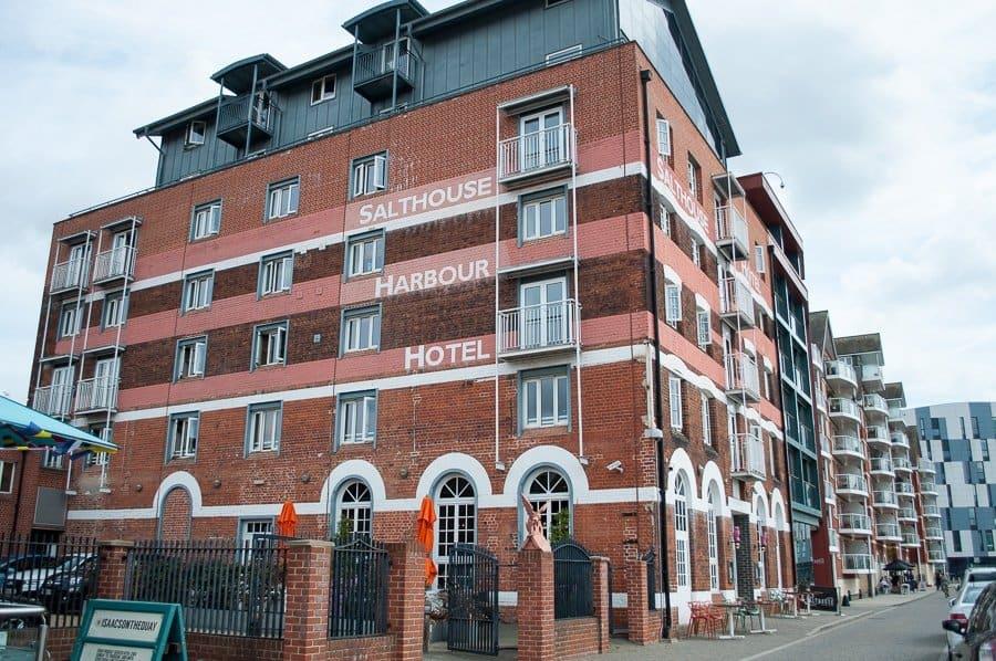 Salthouse Harbour Boutique Hotel Ipswich