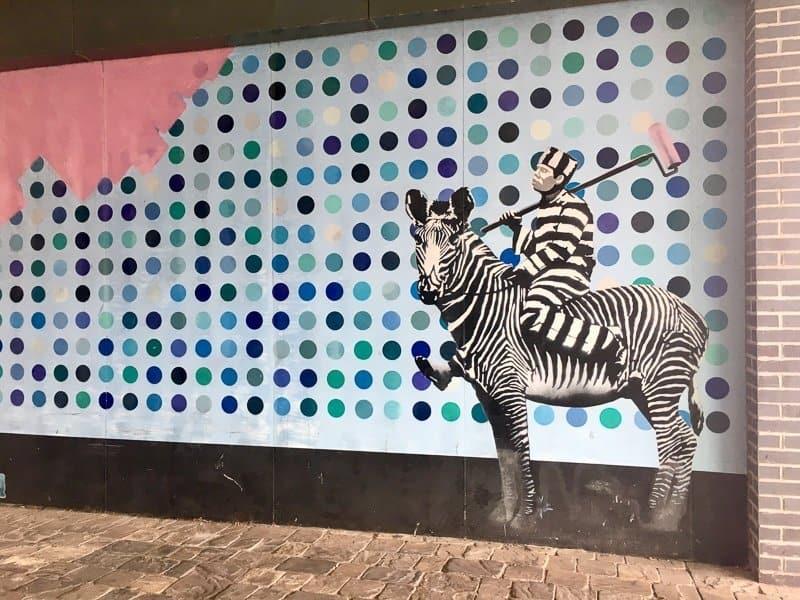 SPQR Mural Salthouse Hotel