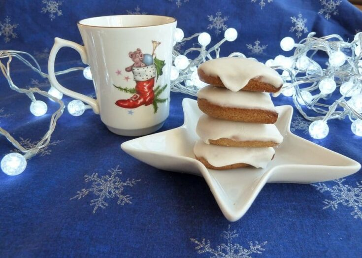 Lebkuchen Recipe - German Christmas Cookies
