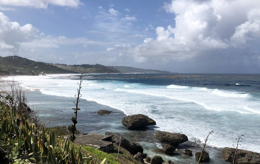 Bathsheba-beach-barbados
