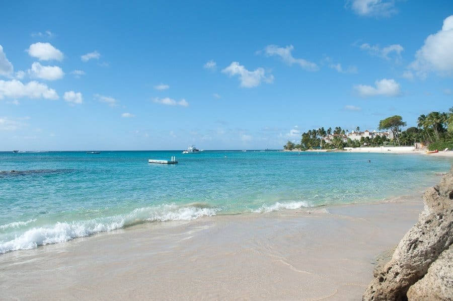 Cobblers Cove Boutique Hotel Barbados Beach