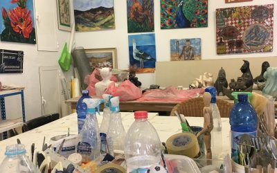 Creative Escapes – a Craft Holiday in Spain