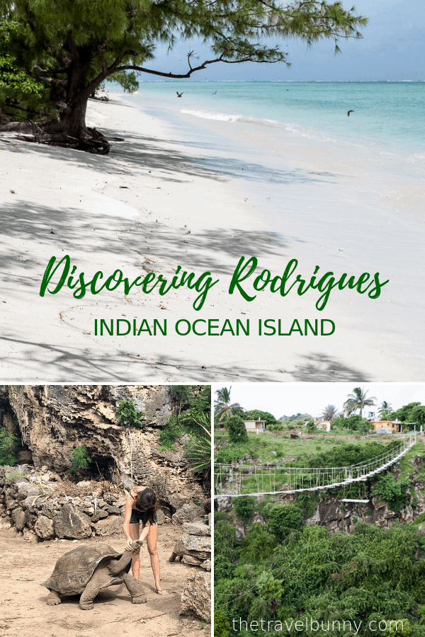 Discovering Rodrigues Island in the Indian Ocean. Powder white beaches, turquoise seas, lush green scenery and the friendliest of people. Find out why you should go to Rodrigues Island #RodriguesIsland #Mauritius #island