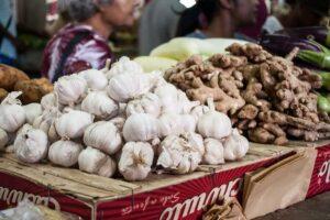 Rodrigues food market