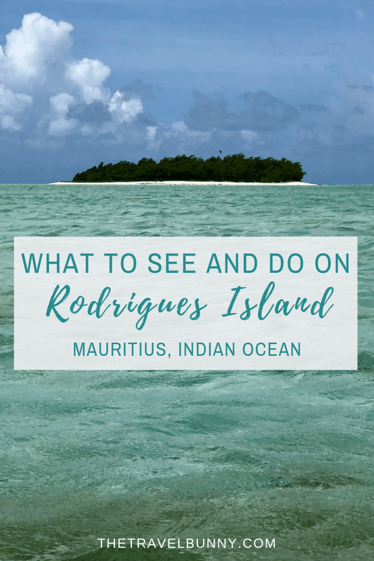 Travel guide - what to see and do in Rodrigues Island, Mauritius. From discovering hidden coves, to ziplining, kite surfing, wildlife and nature #rodrigues #mauritius #traveltips #travelguide