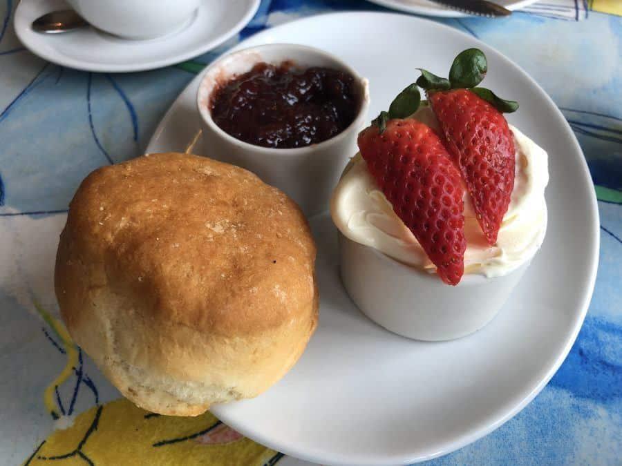 Devon Cream Tea