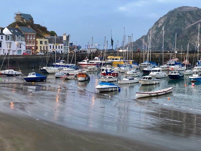 Ilfracombe Harbour, Devon