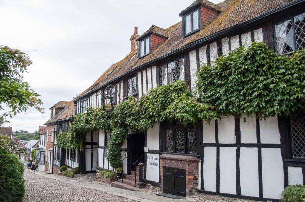 Mermaid Inn, Rye, East Sussex