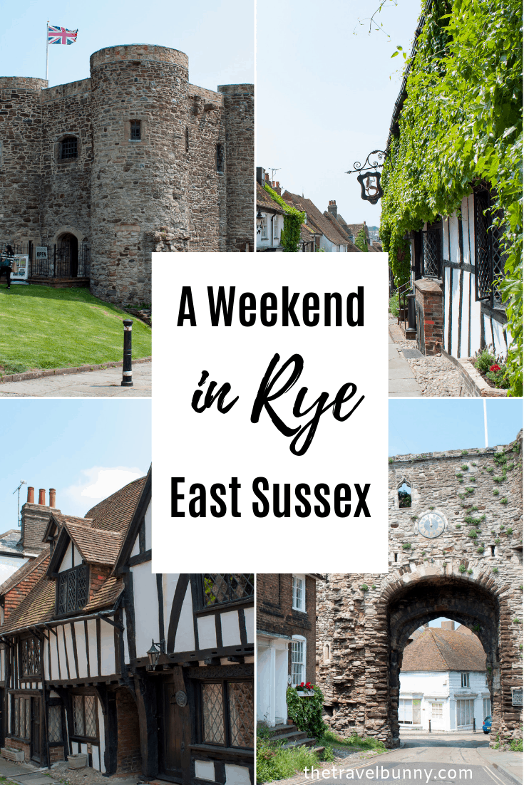 Rye, East Sussex