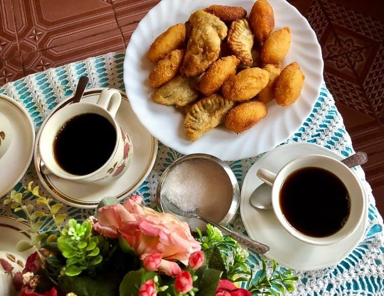 Coffee and Snacks Rodrigues