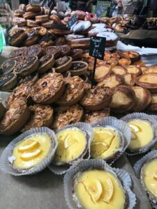 Cakes at BBC Good Food Show