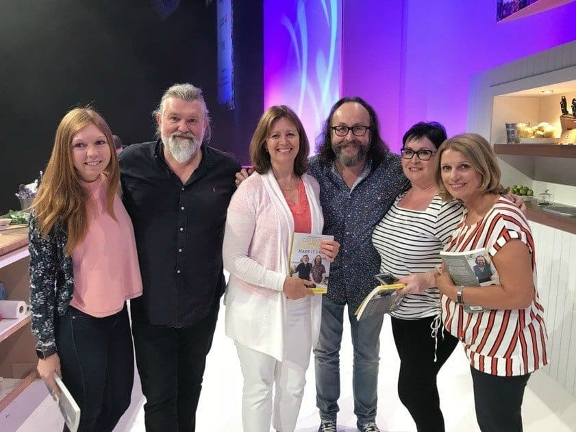 Book signing with the Hairy Bikers