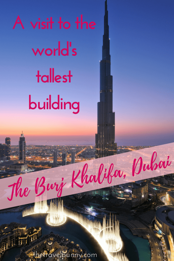 Burj Khalifa Dubai at sunset