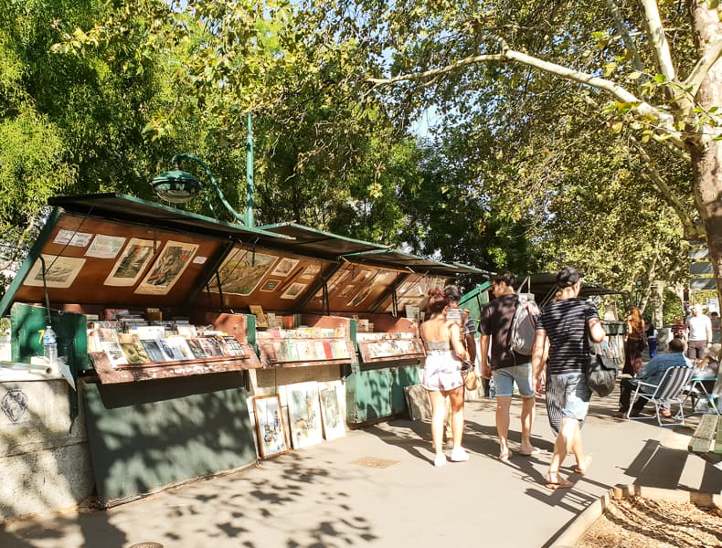 A Literary Weekend Break in Paris
