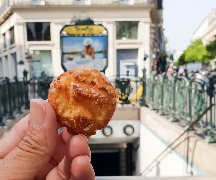 Secret Paris Food Tour in Le Marais