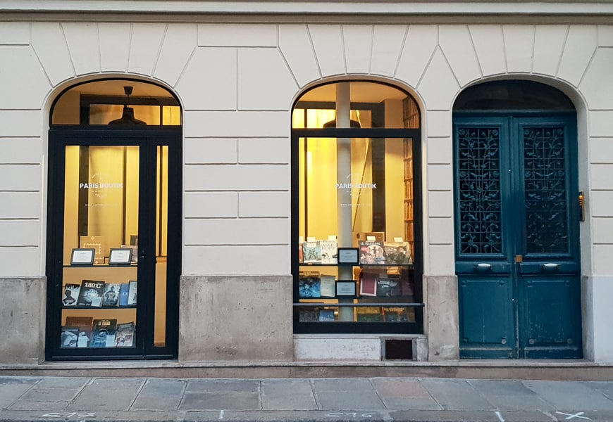 Paris Boutik La Librarie