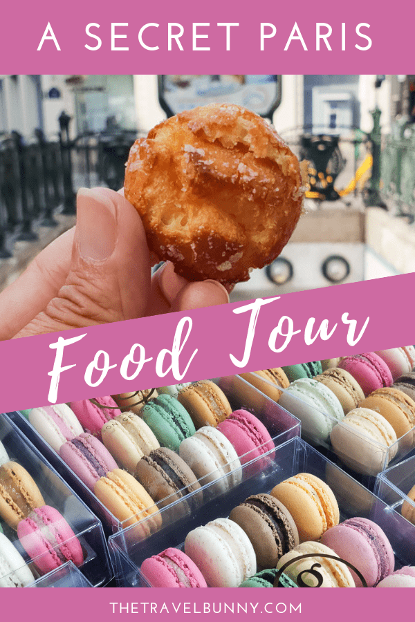 Secret Paris Food Tour