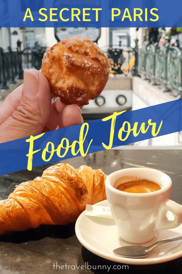 Discovering the mouth-watering delights of the Le Marais on a secret Paris food tour. #foodtour #travel #paris