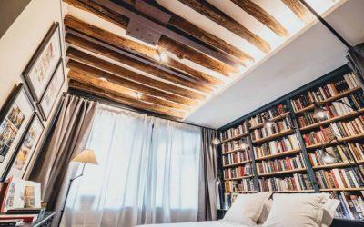 A Book Lover's Stay at Paris Boutik La Librairie