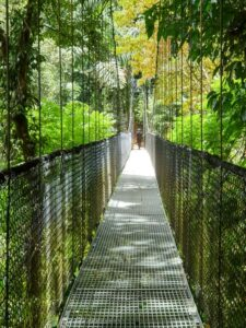 Mistico Hanging Bridges, La Fortuna, Costa Rica