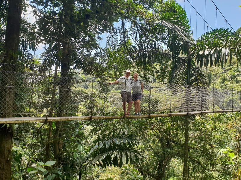 Mistico Hanging Bridges, Costa Rica